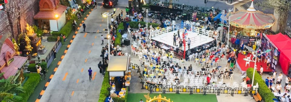 Lo sport popolare conquista Bangkok