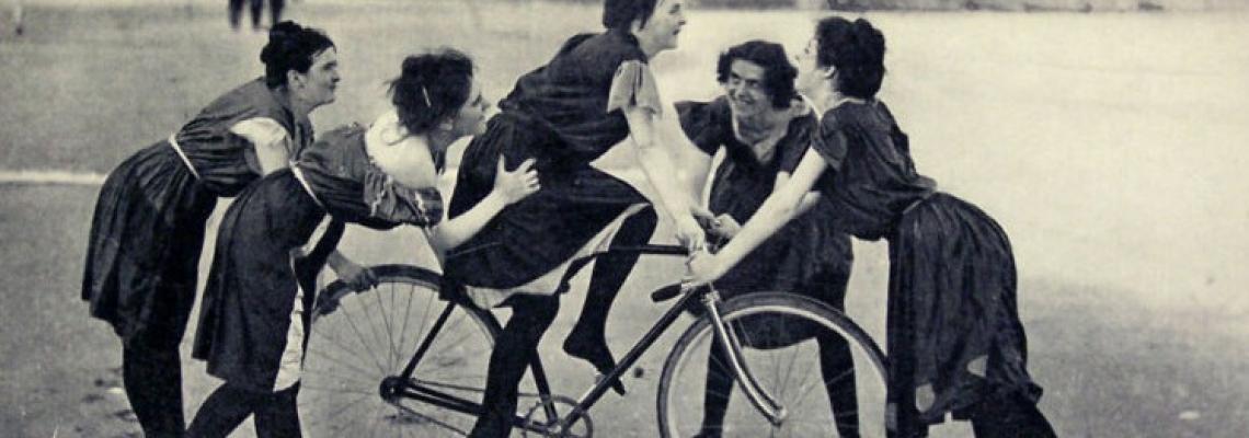 Same Sport Same Rights - Le donne che hanno cambiato lo sport: Alfonsina Strada