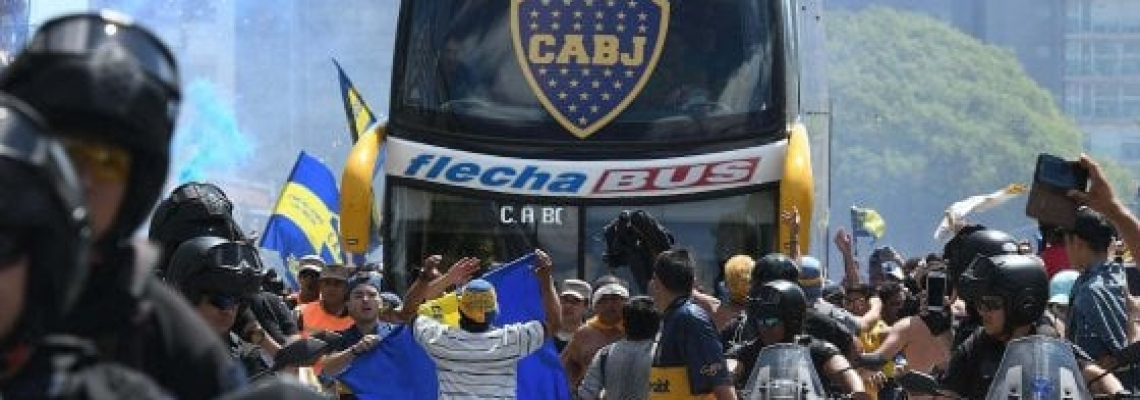 L'Argentina e la cultura dell'Aguante
