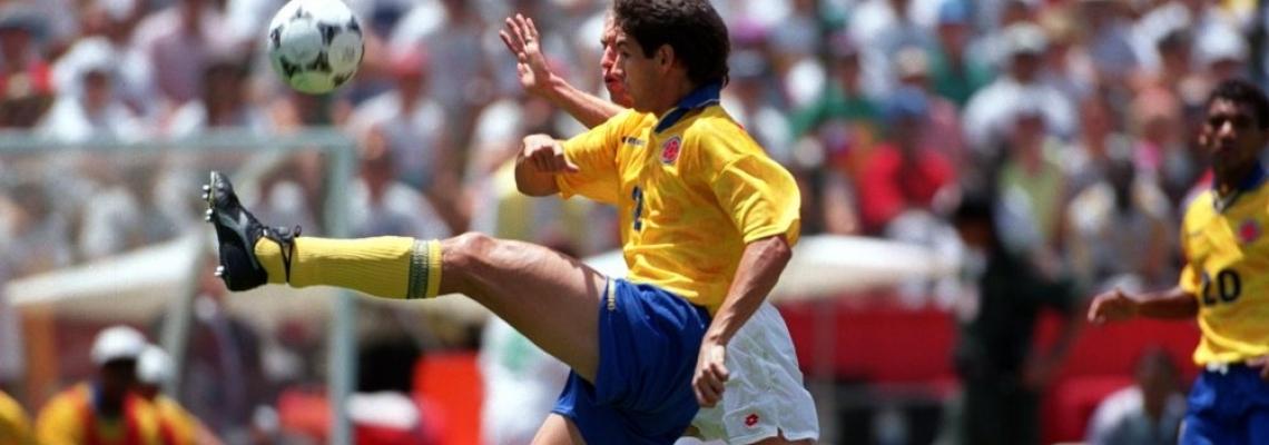 """Andres Escobar: """"la malattia del calcio"""""""