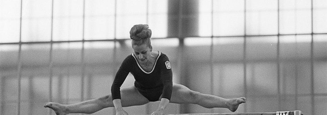 Same Sport Same Rights: Vera Caslavska e la lotta per la libertà del suo popolo