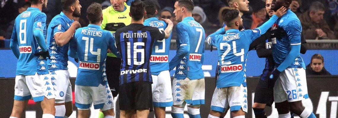 Razzismo, lame e morti ammazzati. Buon Natale dal calcio italiano.