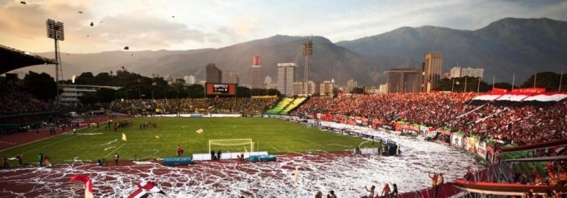 In Venezuela il calcio ha fermato la palla