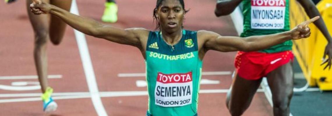 Caster Semenya perde il ricorso: dovrà abbassare il livello di testosterone per gareggiare