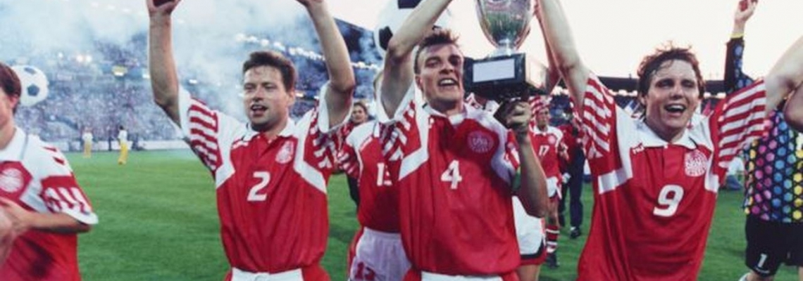 La Favola danese: Europei 1992