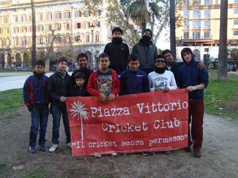 Piazza Vittorio Cricket Club